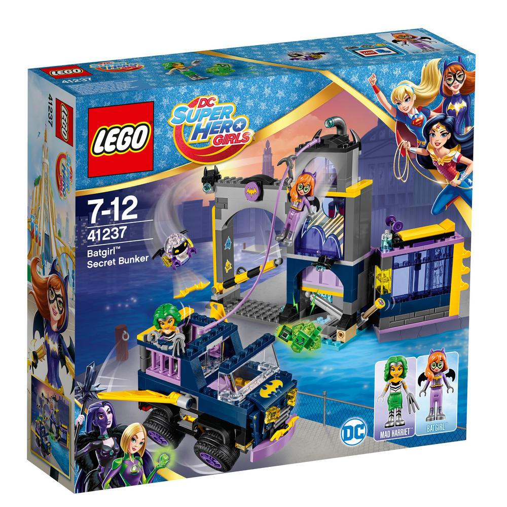 41237 LEGO Batgirl? Secret Bunker DC SUPER HERO GIRLS