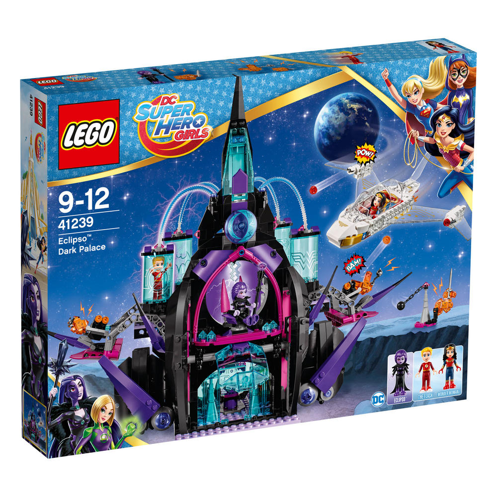 41239 LEGO Eclipso? Dark Palace DC SUPER HERO GIRLS