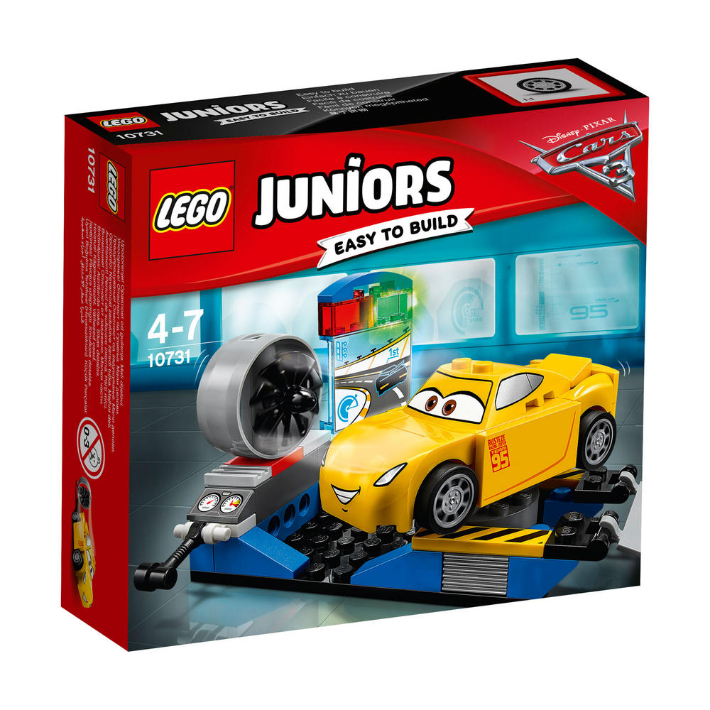 10731 LEGO Cruz Ramirez Race Simulator JUNIORS