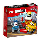 10732 LEGO Guido And Luigi's Pit Stop JUNIORS