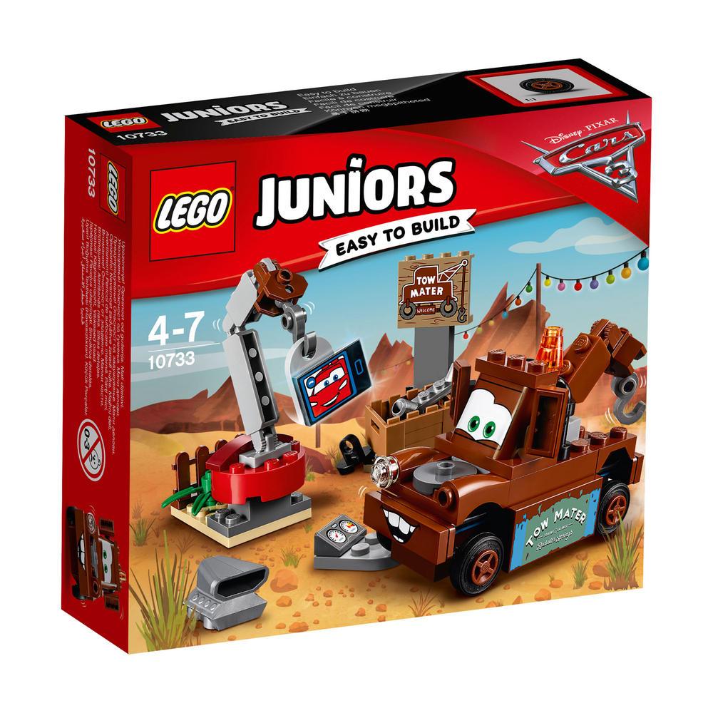 10733 LEGO Mater's Junkyard JUNIORS