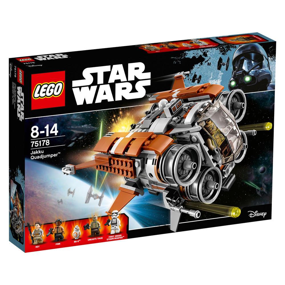 75178 LEGO Jakku Quadjumper? STAR WARS