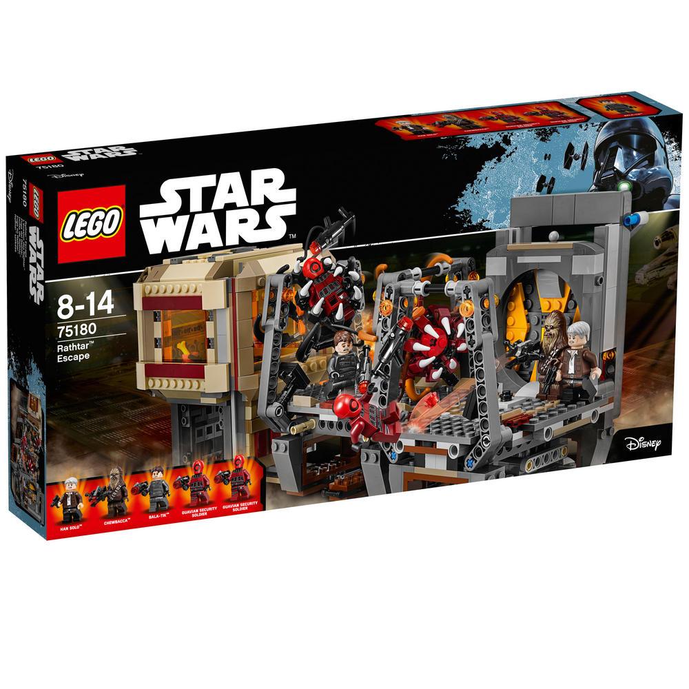 75180 LEGO Rathtar? Escape STAR WARS