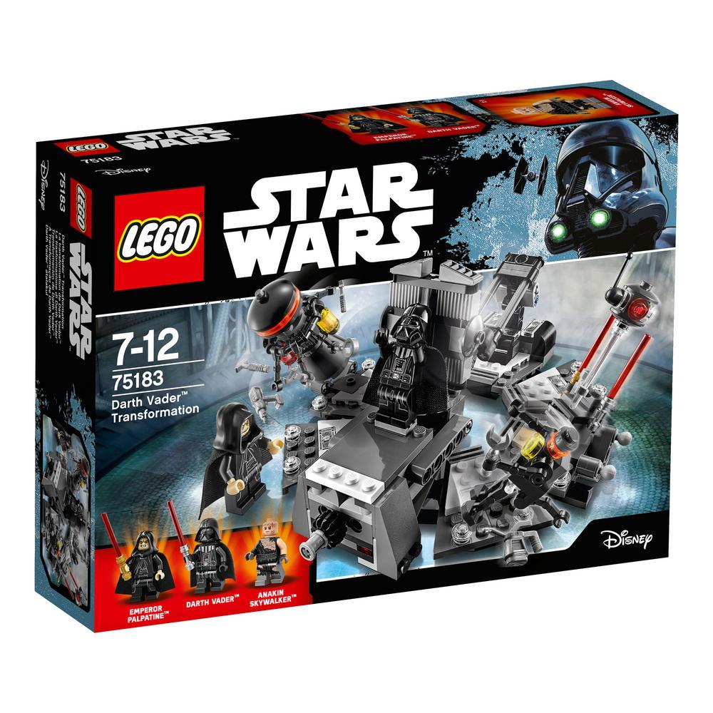75183 LEGO Darth Vader? Transformation STAR WARS