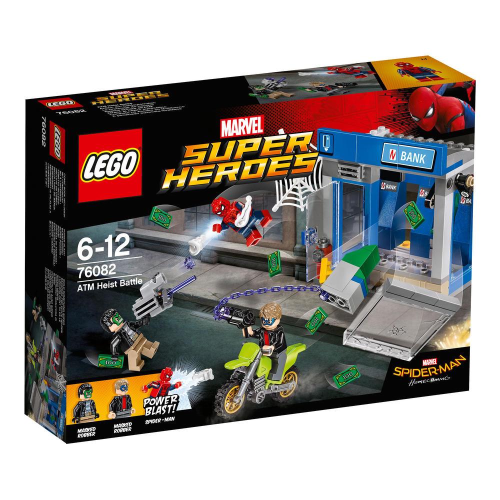 76082 LEGO ATM Heist Battle MARVEL SUPER HEROES