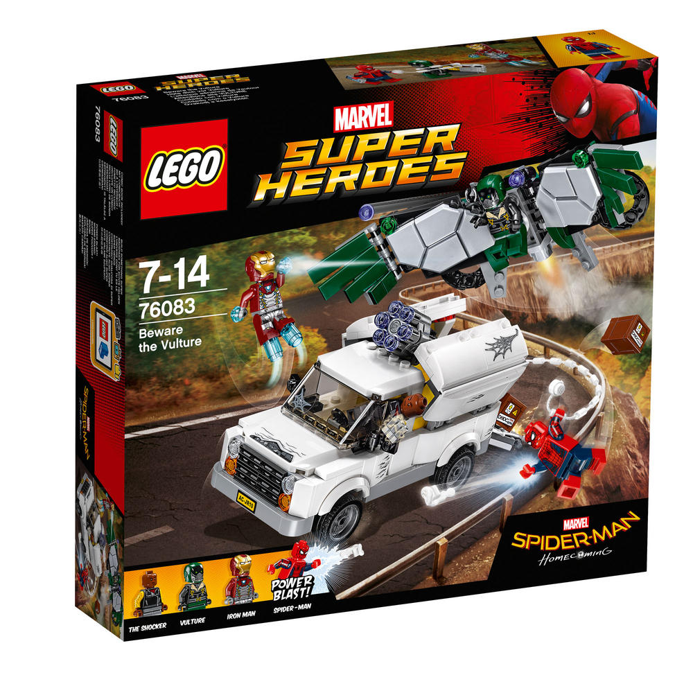 76083 LEGO Beware the Vulture MARVEL SUPER HEROES