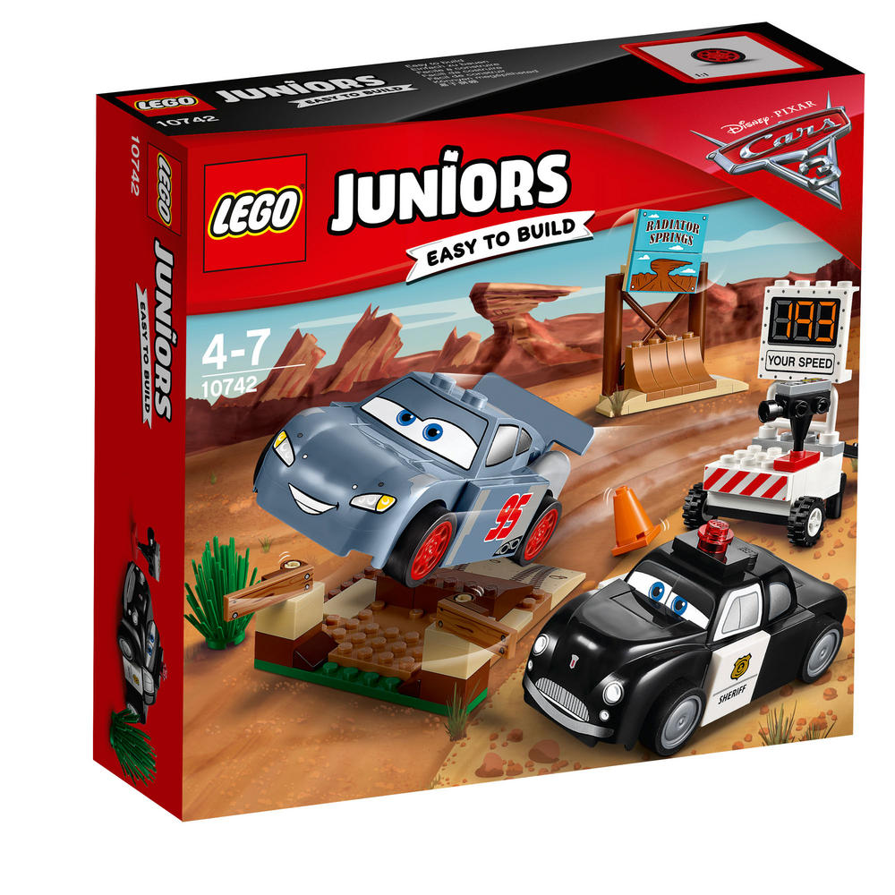 10742 LEGO Willy's Butte Speed Training JUNIORS