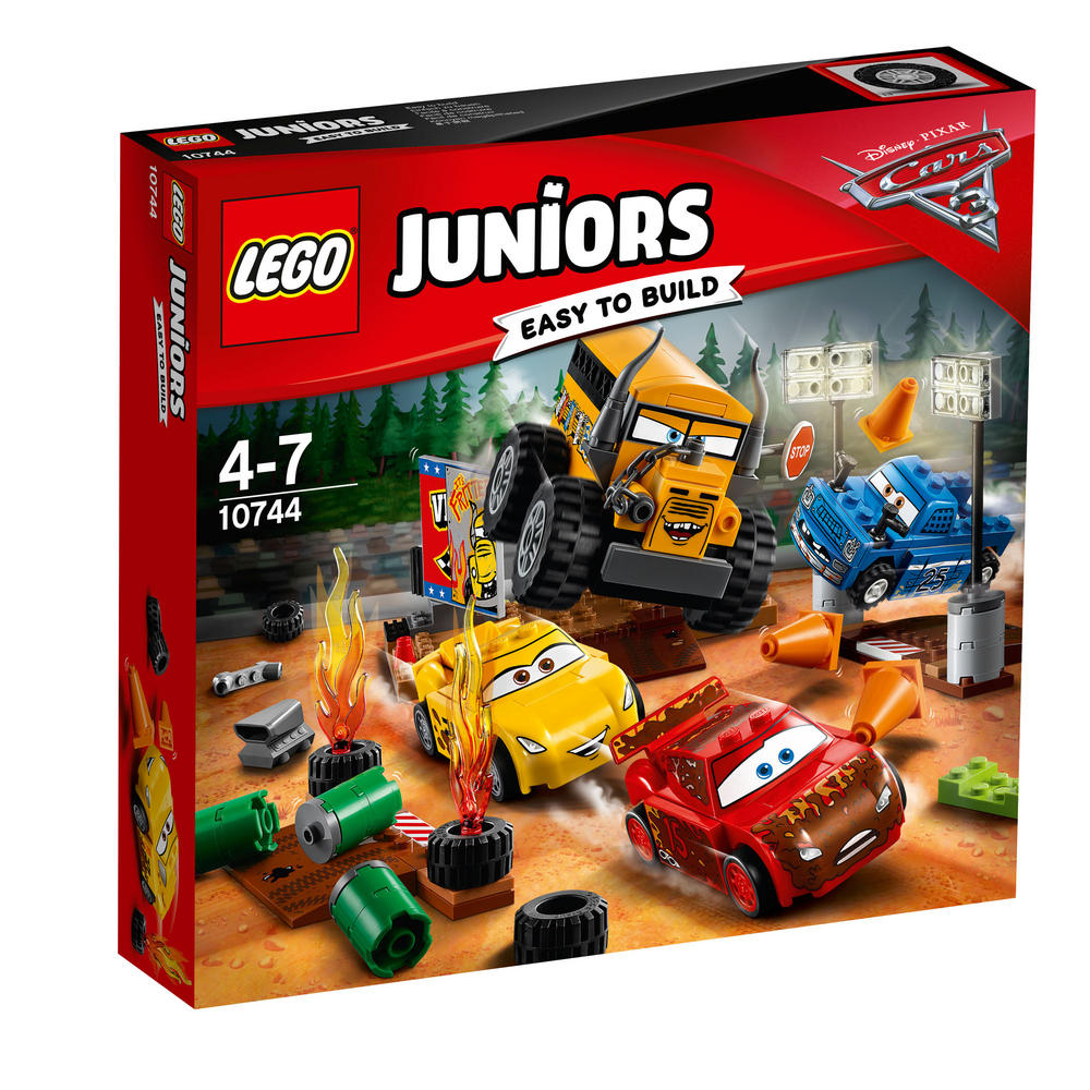 10744 LEGO Thunder Hollow Crazy 8 Race JUNIORS