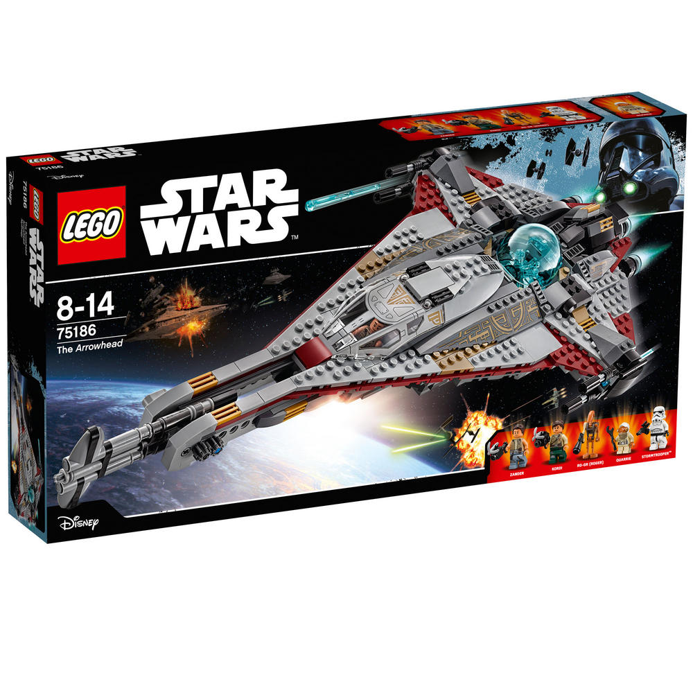 75186 LEGO The Arrowhead STAR WARS