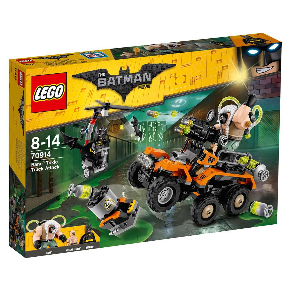 70914 LEGO Bane? Toxic Truck Attack BATMAN MOVIE