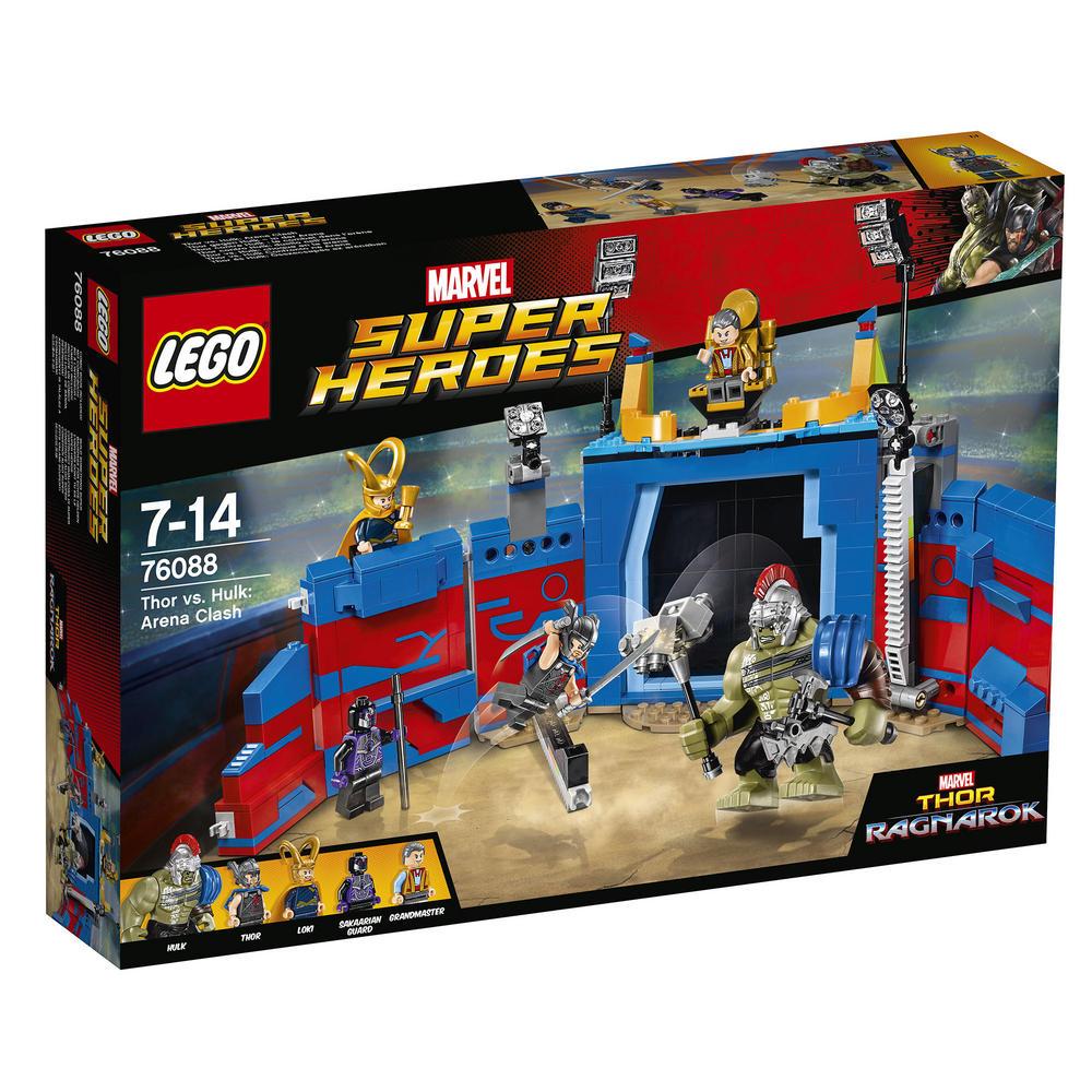 76088 LEGO Thor vs. Hulk: Arena Clash MARVEL SUPER HEROES