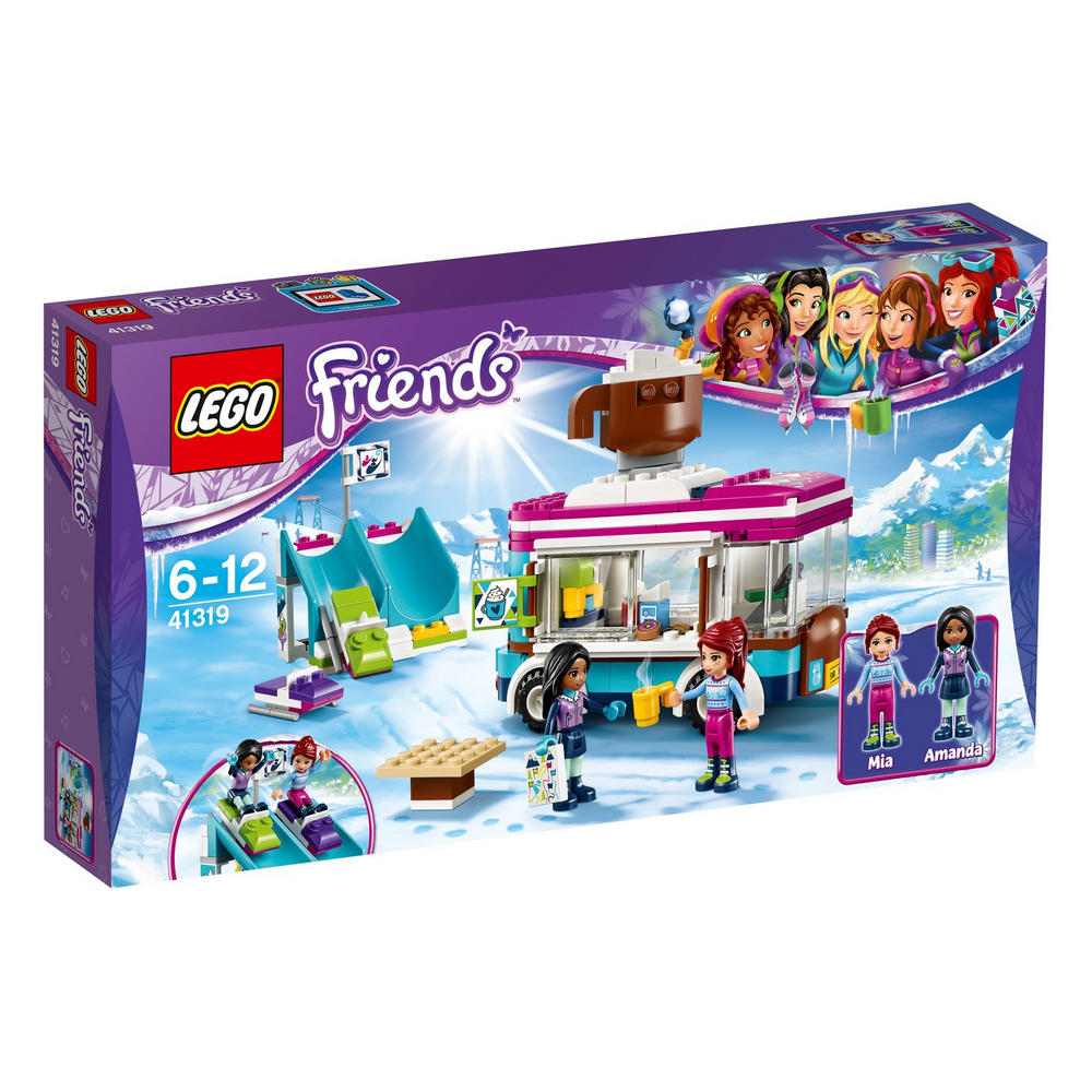 41319 LEGO Snow Resort Hot Chocolate Van FRIENDS