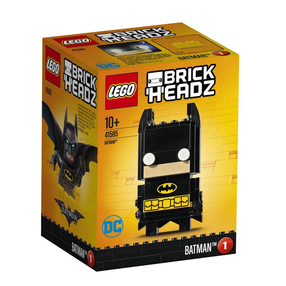 41585 LEGO Brick Headz Batman BRICKHEADZ