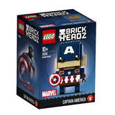 41589 LEGO Brick Headz Captain America BRICKHEADZ