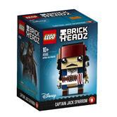 41593 LEGO Brick Headz Captain Jack Sparrow BRICKHEADZ