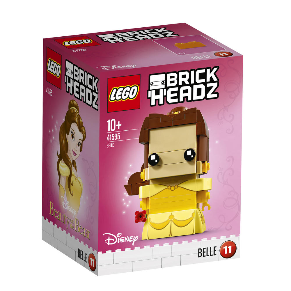 41595 LEGO Brick Headz Beauty and the Beast - Belle BRICKHEADZ