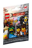 71019 LEGO THE LEGO® NINJAGO® MOVIE? MINIFIGURES