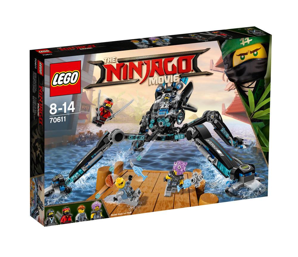 70611 LEGO Water Strider NINJAGO