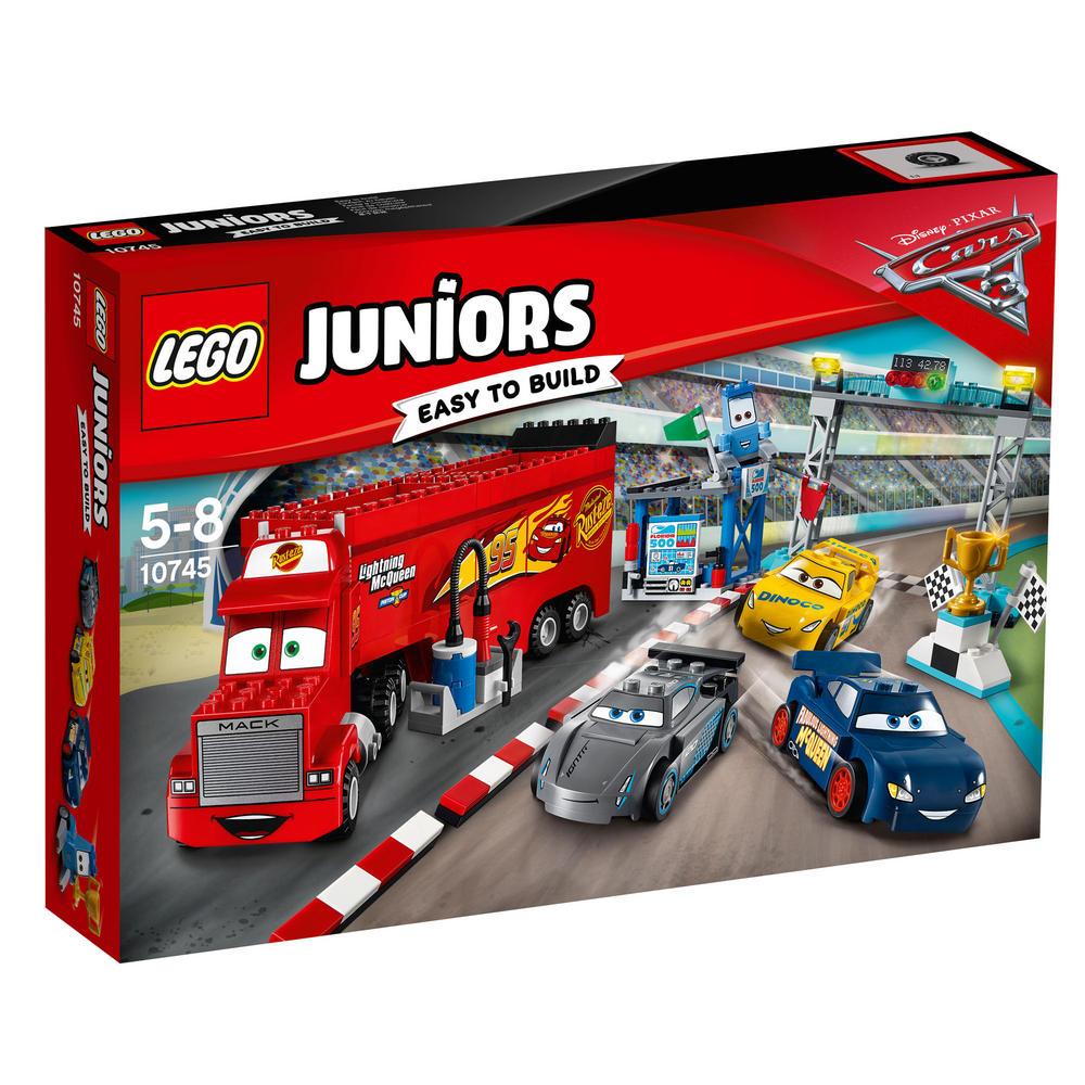 10745 LEGO Florida 500 Final Race JUNIORS