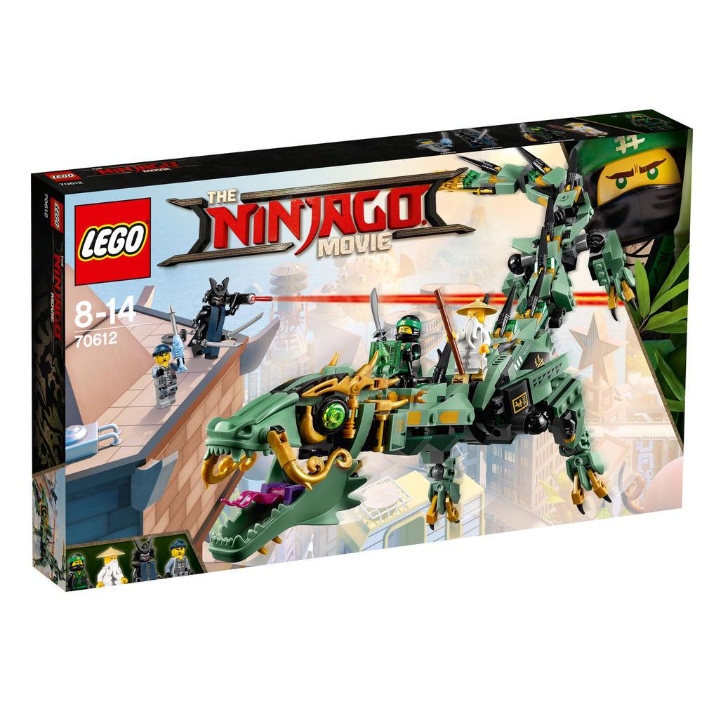 70612 LEGO Green Ninja Mech Dragon NINJAGO