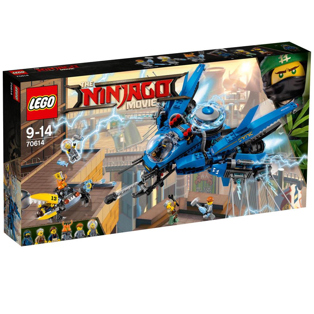 70614 LEGO Lightning Jet NINJAGO
