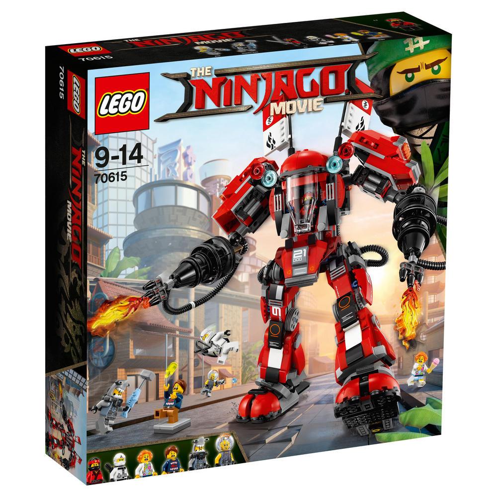 70615 LEGO Fire Mech NINJAGO