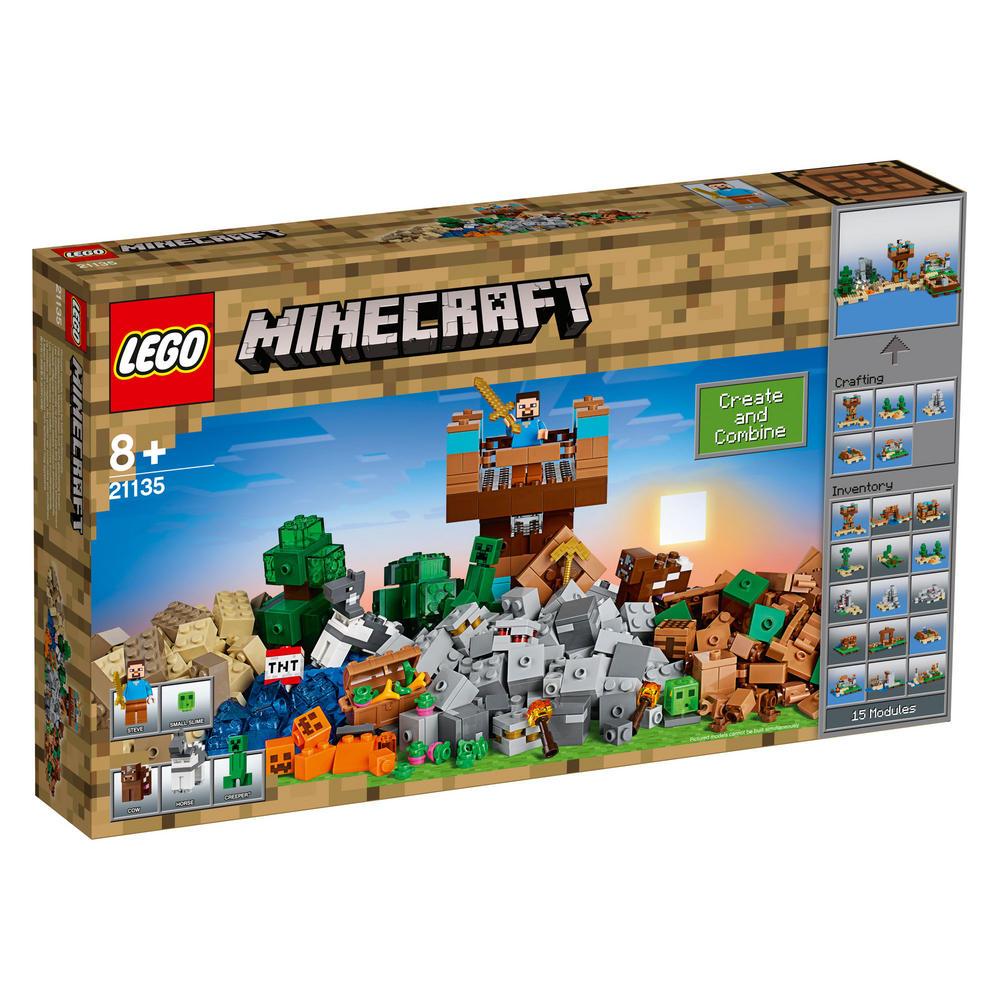 21135 LEGO The Crafting Box 2.0 MINECRAFT