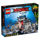 70617 LEGO Temple of The Ultimate Ultimate Weapon NINJAGO