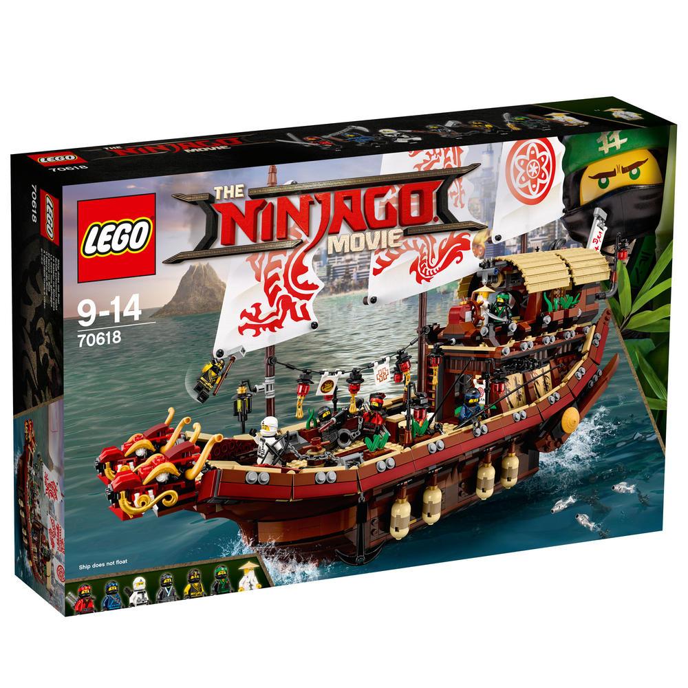 70618 LEGO Destiny's Bounty NINJAGO