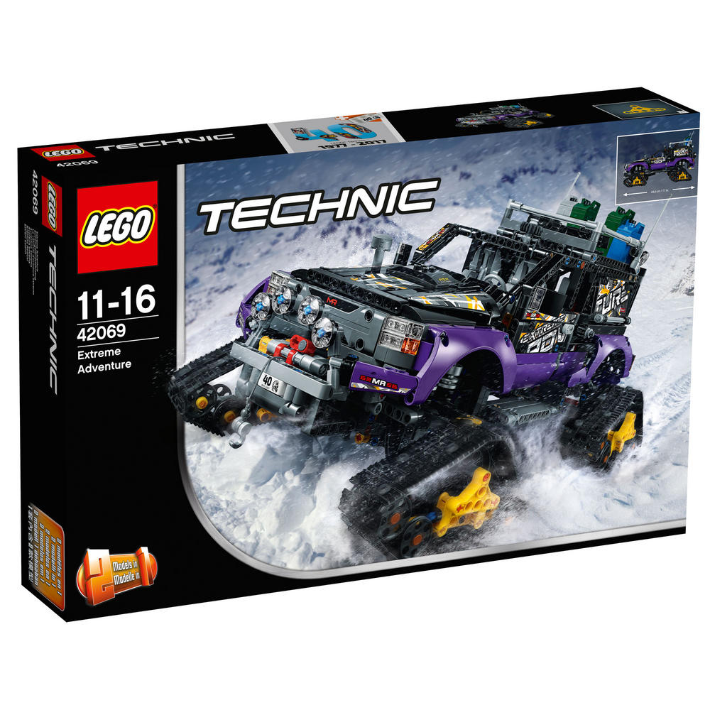 42069 LEGO Extreme Adventure TECHNIC