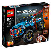 42070 LEGO 6x6 All Terrain Tow Truck TECHNIC