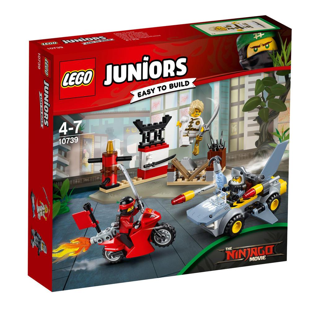 10739 LEGO Shark Attack JUNIORS