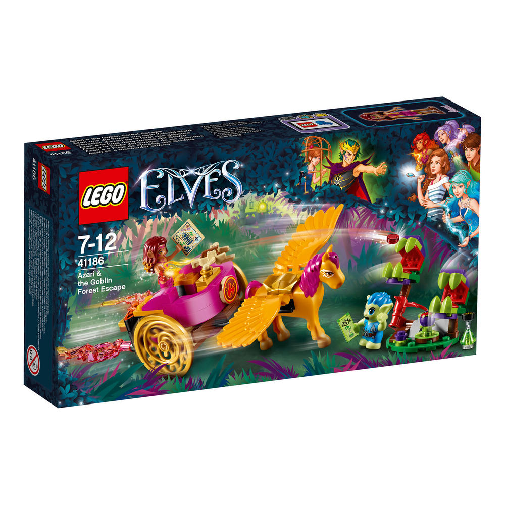 41186 LEGO Azari & the Goblin Forest Escape ELVES