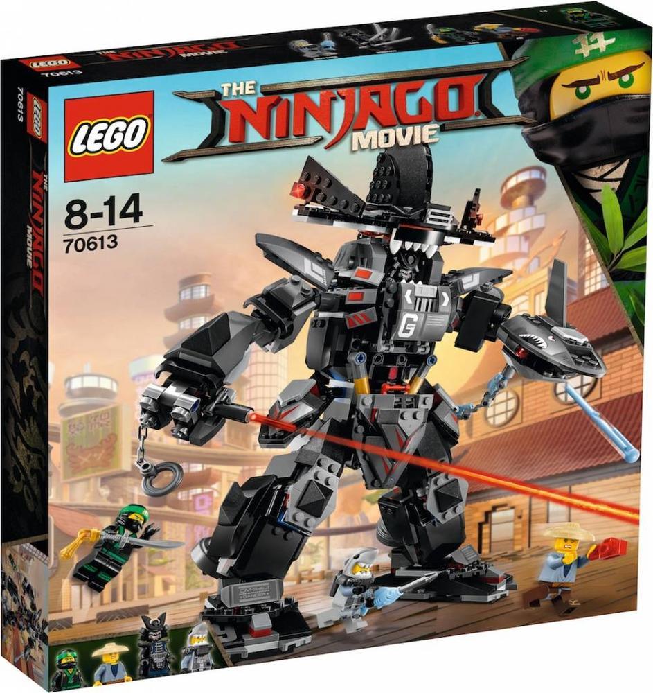 70613 LEGO Garma Mecha Man NINJAGO