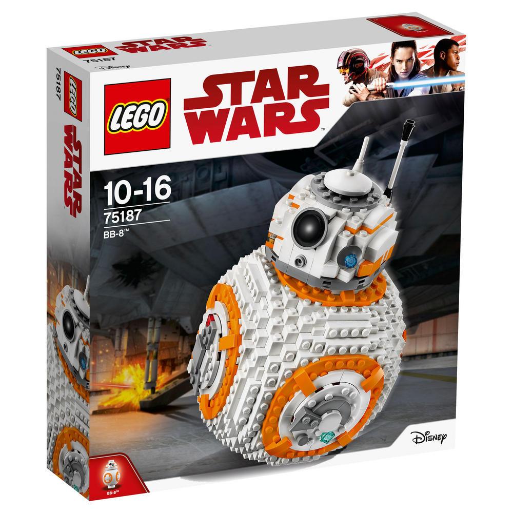 75187 LEGO BB-8? STAR WARS
