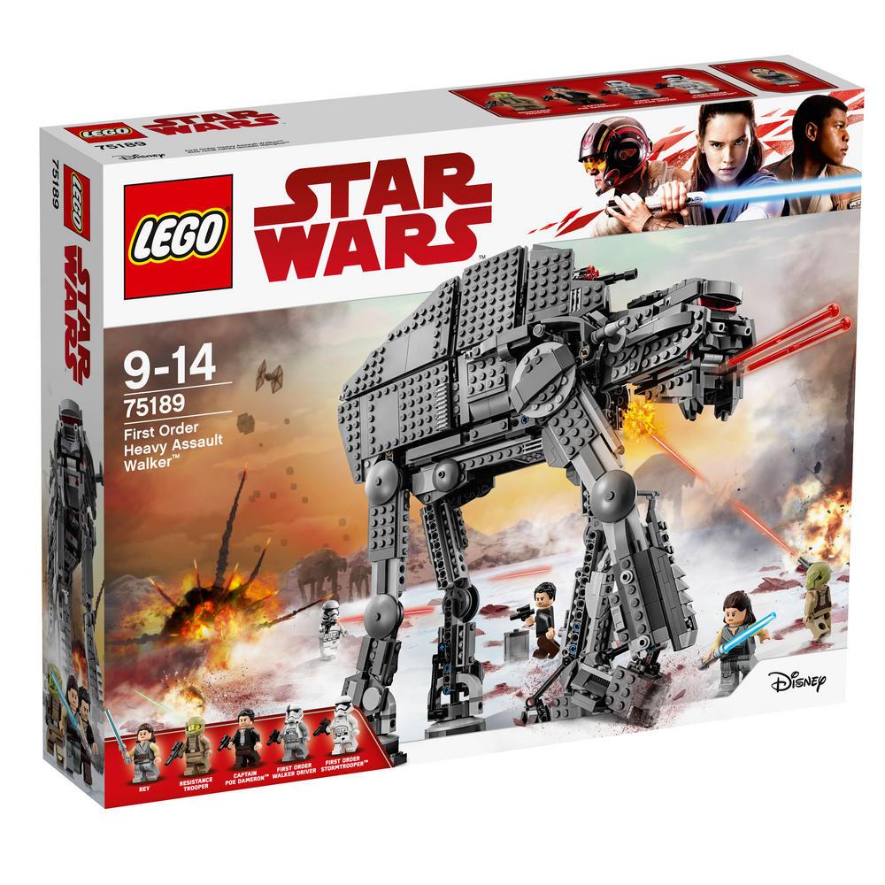 75189 LEGO First Order Heavy Assault Walker? STAR WARS