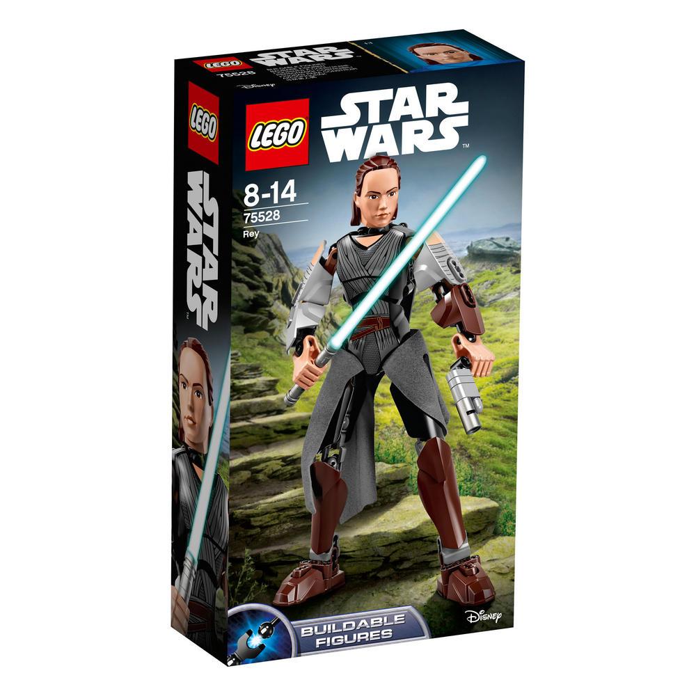 75528 LEGO Rey STAR WARS