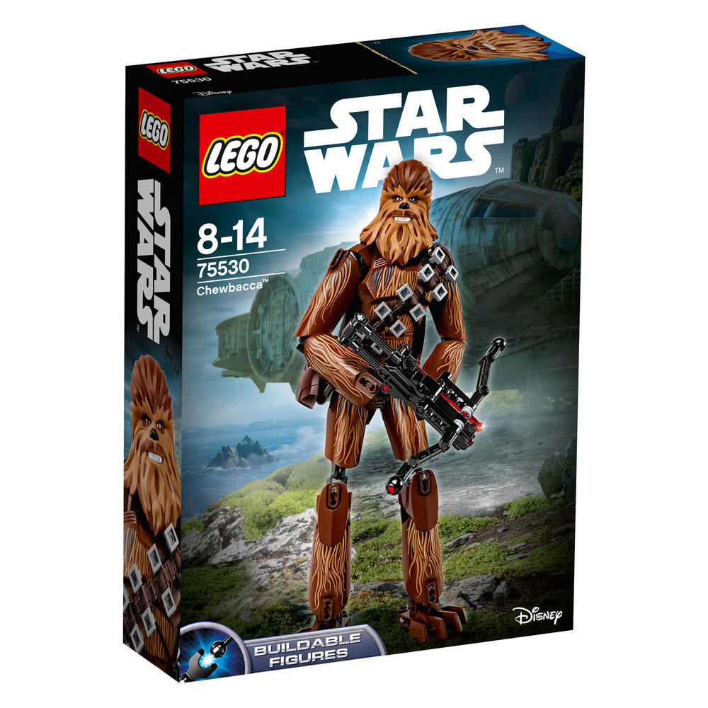 75530 LEGO Chewbacca? STAR WARS