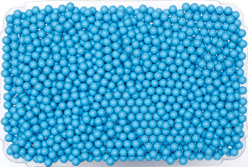 32518 Aqua Beads Orange Solid Bead Refill Pack inc 600 Jewels Girls Age 4 years+