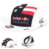DANIEL RICCIARDO USA Grand Prix Flatbrim Cap Red Bull Racing F1 Team
