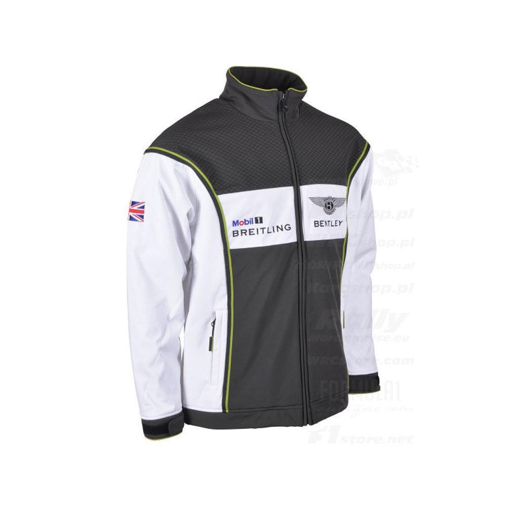 5e2b2d895 Details about Sale! Bentley Continental GT3 Sports Motorsport Men's  Softshell Jacket Coat
