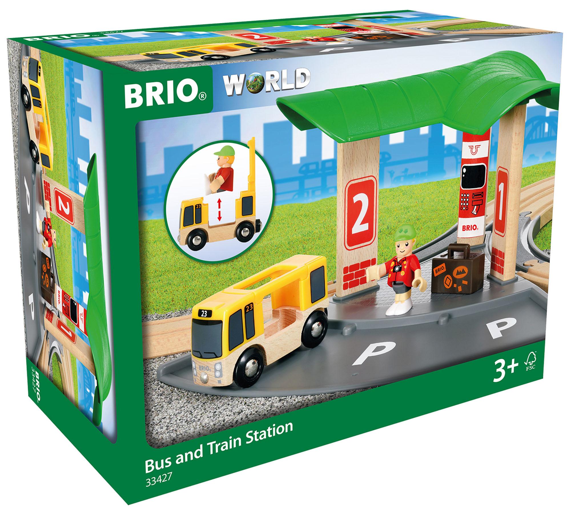 Brio Railway Set Full Range Of Wooden Train Sets Children
