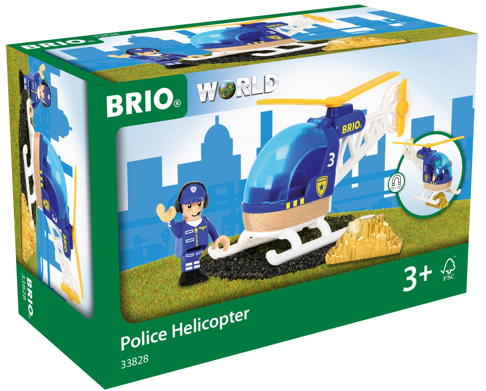 BRIO-Railway-Rolling-Stock-Full-Range-of-Wooden-Train-Rolling-Stock-Children-1yr thumbnail 43
