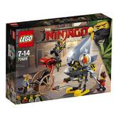 70629 LEGO Ninjago Movie Piranha Attack