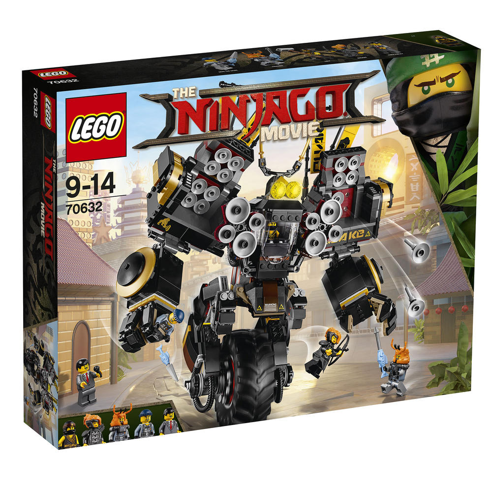 70632 LEGO Ninjago Movie Quake Mech