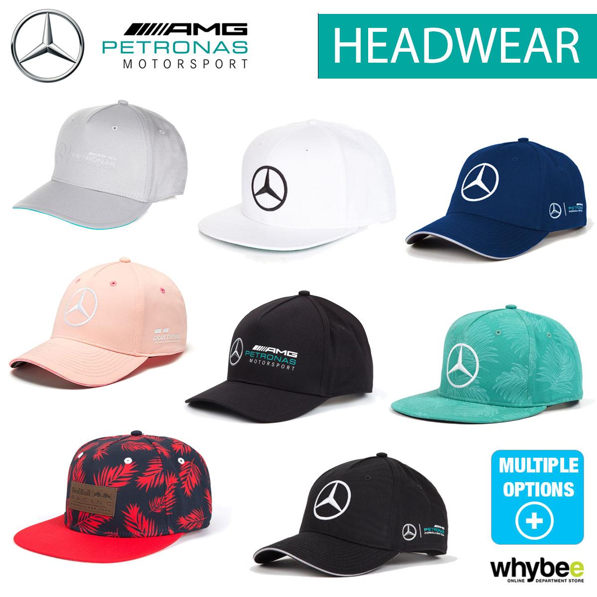 4ef11f577936 Sentinel Official Lewis Hamilton F1 Caps Mercedes-AMG Formula One Team by  Puma