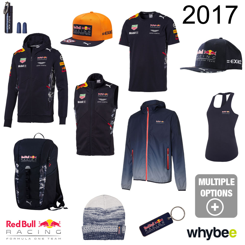 Details about 2017 Red Bull Racing F1 Formula One Team Official Puma  Merchandise Collection