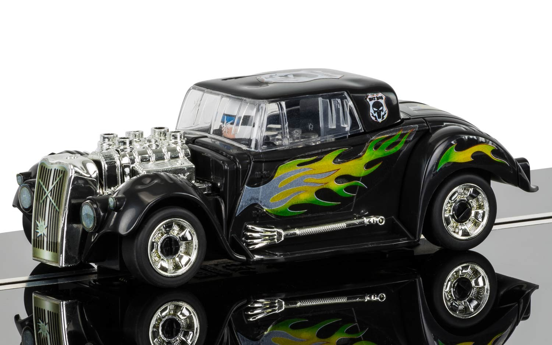 Scalextric C3708 QUICK BUILD Hot Rod Car Build, Race and Destroy - 1 ...