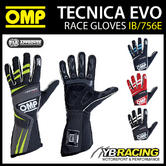 IB/756E OMP TECNICA EVO RACE GLOVES