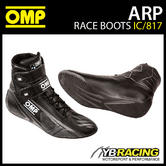 NEW! IC/817 OMP KART ADVANCED RAINPROOF (ARP) KARTING BOOTS